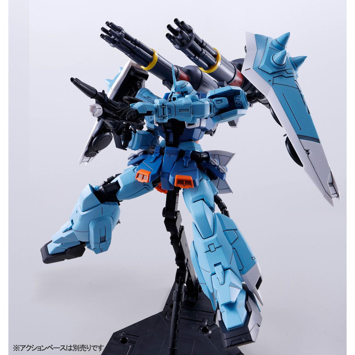 P-Bandai MG 1//100 ZGMF-1001//K Yzak Joule/'s Slash ZAKU Phantom JPN 1st Run