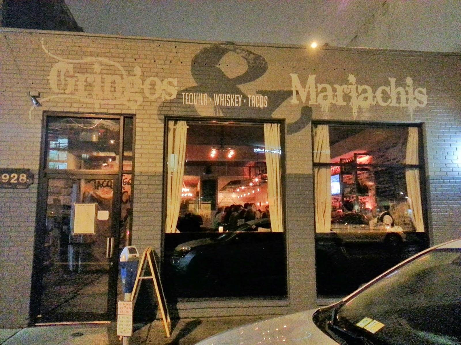 Robert Dyer Bethesda Row Gringos Amp Mariachis Gets