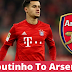 Coutinho to Arsenal Almost Done