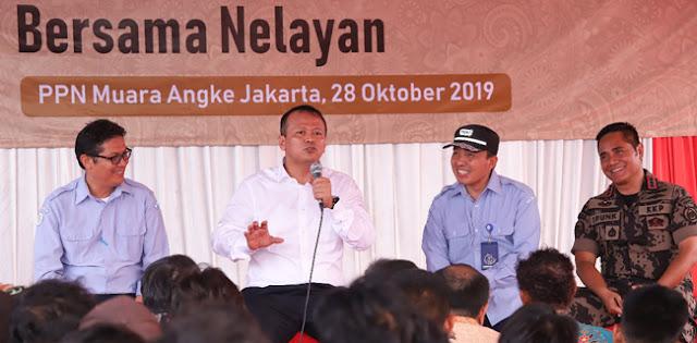 Edhy Prabowo: Kalau Tak Sanggup Bela Nelayan, Saya Siap Mundur