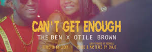 Download The ben ft Otile brown - Can't get enough
