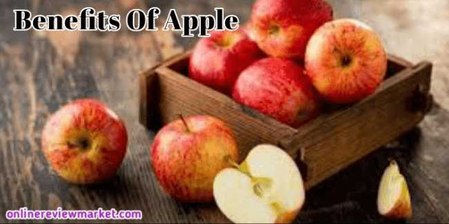 10 Impressive Apple Benefits For Health onlinereviewmarket.com