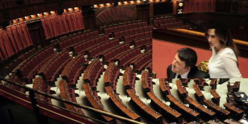 Web informazione riforme ddl boschi verso il voto finale for Video camera dei deputati oggi