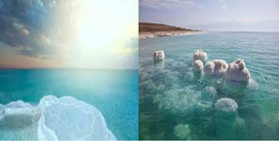 The dead sea is also called the