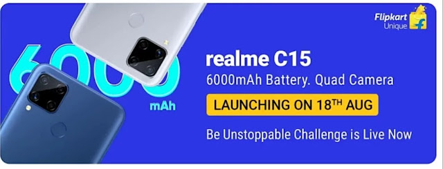 What makes realme C15 the unstoppable phone to have ?