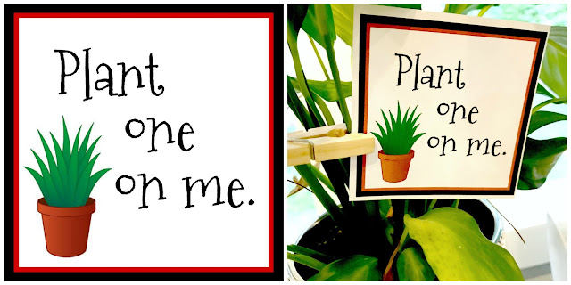 Around the Home Printable Love Notes @michellepaigeblogs.com