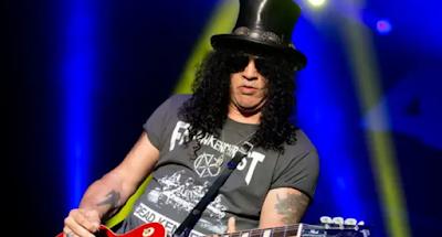 Slash guitarist biography