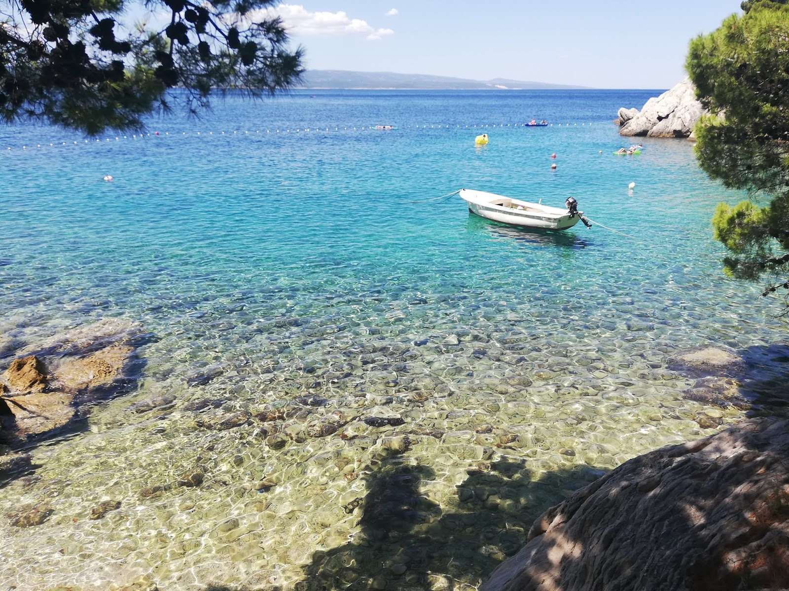Chorwacja, Riwiera Makarska: Brela - fotorelacja