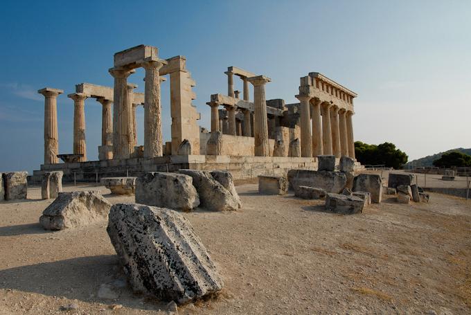 Αίγινα : Η λατρεία της άφαντης θεάς