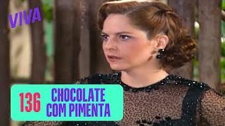 Chocolate Com Pimenta No VIVA! Capítulo 136 – Sassaricando Capítulo 15