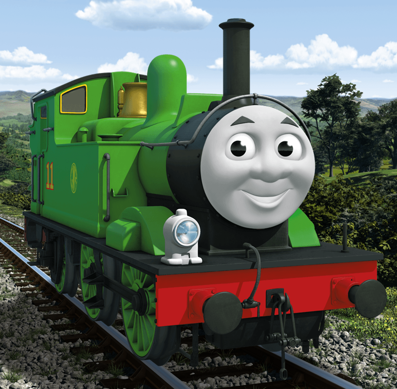 The Thomas and Friends Review Station: February 2015