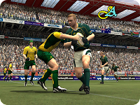 EA Sports Rugby 08 Gameplay 6