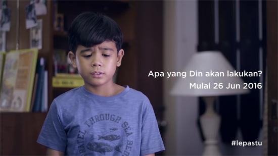 Iklan Raya TNB 2016 - #Lepastu Teaser