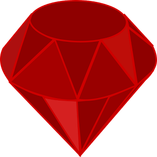 picture of a Ruby — birthstone of July