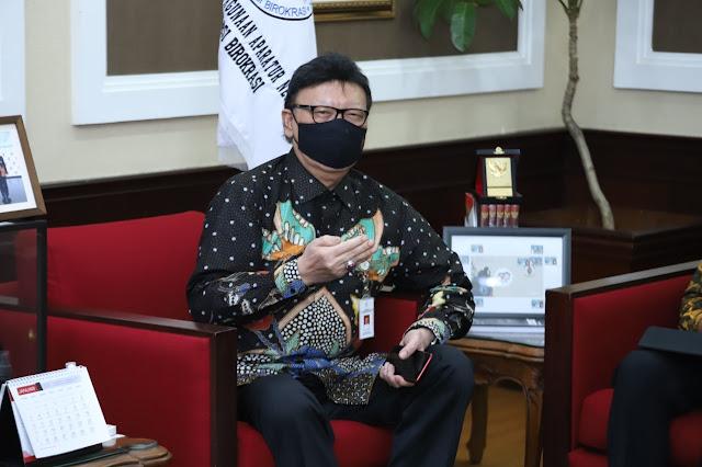 Menteri PANRB Berkomitmen Tindak Tegas ASN Terlibat Radikalisme