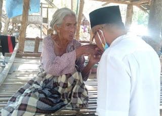 Air Mata Nenek dan Mewek H. Arifin Calon Bupati Bima