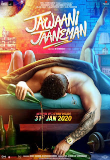 Jawaani Jaaneman First Look Poster 1