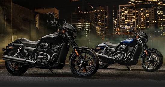 Motor Harley Davidson Termahal
