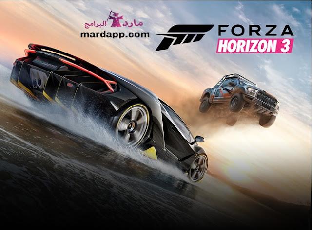 تحميل لعبة Forza Horizon 3 فورزا هورايزن 3 للكمبيوتر برابط مباشر