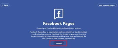 connected-fb-to-automatic-share-blog-post-on-facebook