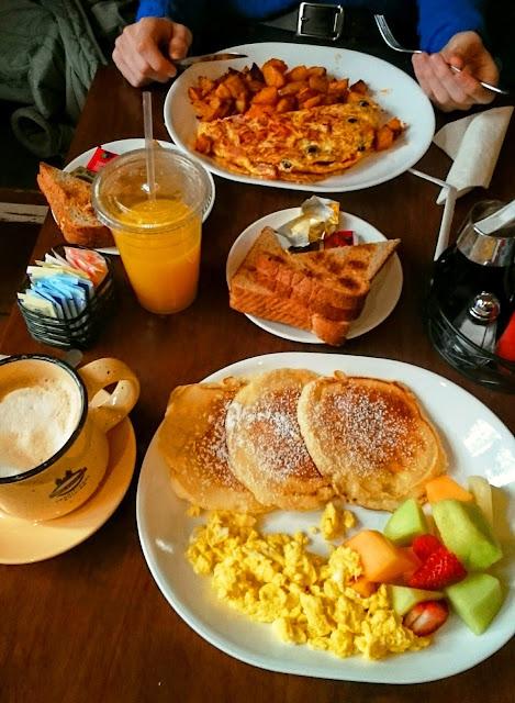 New York, café Prag