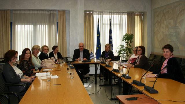 Συνεδρίασε η Περιφερειακή Επιτροπή Ισότητας Αν. Μακεδονίας και Θράκης