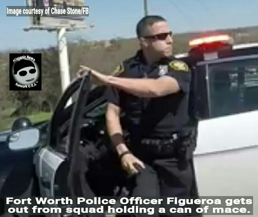 hispanic news network u s a fort worth police officer figueroa removed from uniformed patrol. Black Bedroom Furniture Sets. Home Design Ideas