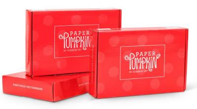 Paper Pumpkin Kits