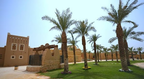 قرية الدرعية