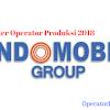 Lowongan Operator Produksi INDOMOBIL GROUP Terbaru 2019