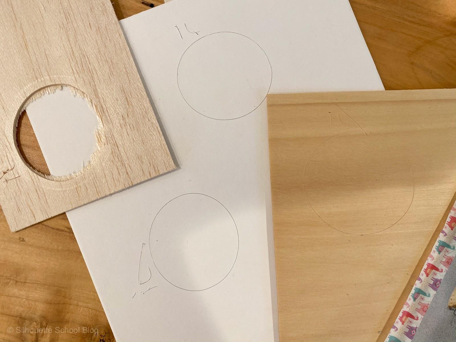 On punch cutting & wood cutting