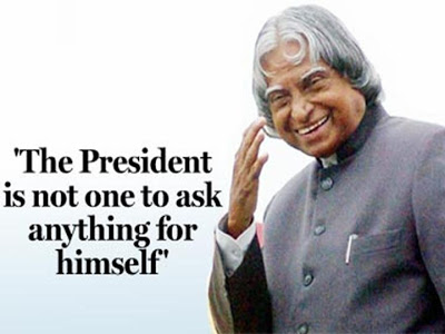 Tributes for Dr.APJ Abdul Kalam, 'Missile Man of India' on his Death Anniversary