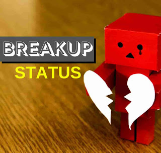 Best Breakup Status In Hindi सभी तरहं के BREAKUP स्टेटस