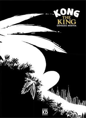 Kong The King, de Osvaldo Medina