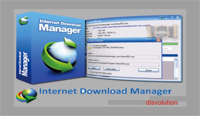 Tutorial Mendownload Software, Aplikasi atau Game dengan IDM