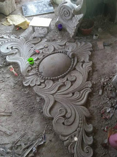Ornamen Beton Kembang Shopee 1