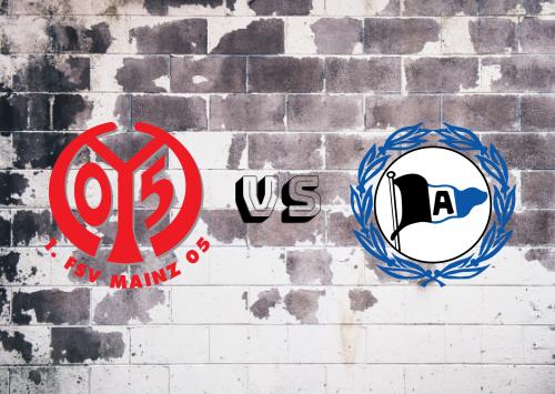 Mainz 05 vs Arminia Bielefeld  Resumen
