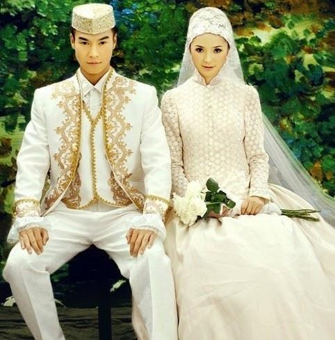 Baju Pengantin Muslim Populer