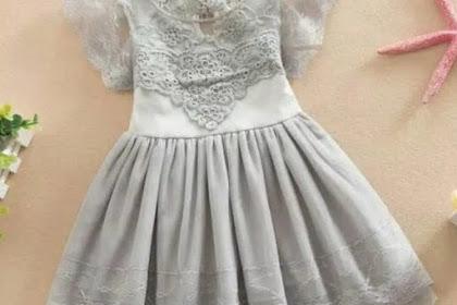 Tips Memilih Dress Anak Import yang Nyaman Dipakai