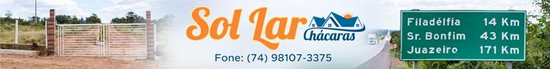 Condomínio Sol Lar Chácaras em Ponto Novo