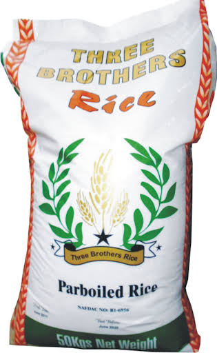 NIGERIA RICE IN LAGOS