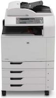 HP Color LaserJet CM6040 MFP Series Driver & Software Download