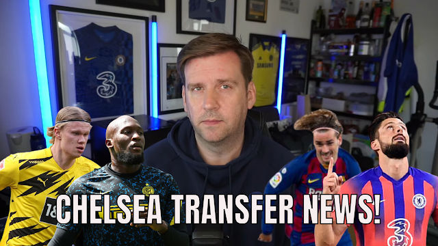 CHELSEA FC TRANSFER NEWS - ALL THE LATEST SPECULATION   CHELS DAFT.