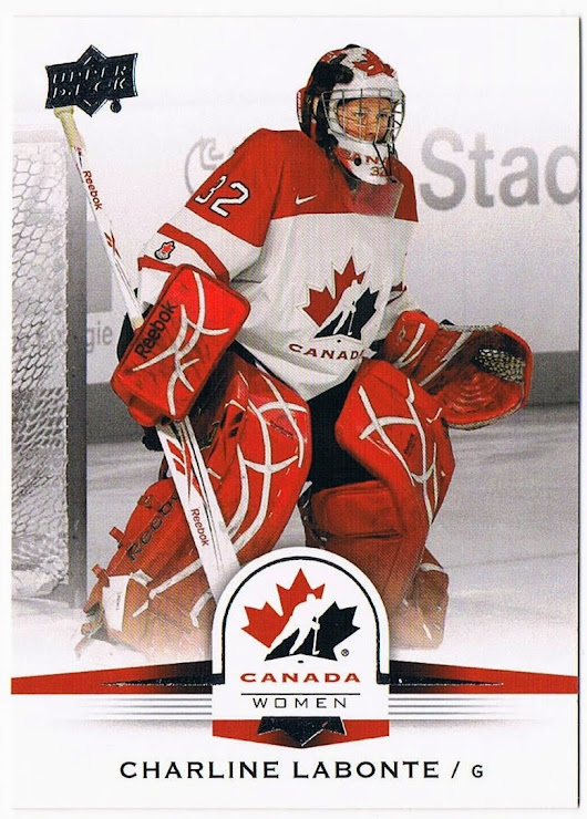 Product Review: 2014 Upper Deck Team Canada Juniors Hobby Box