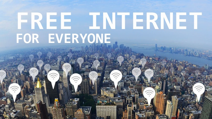 Google's Project to Offer Free Superfast Wi-Fi Internet to the World has Begun