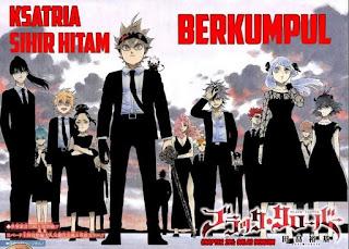 Update! Baca Manga Black Clover Chapter 295 Full Sub Indo