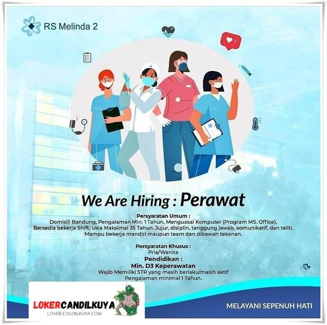 Info Loker Perawat RS Melinda 2