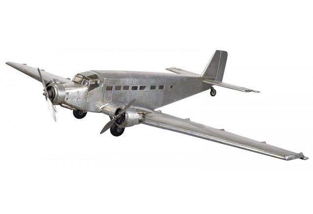 Junkers Ju-52 Airplane Model