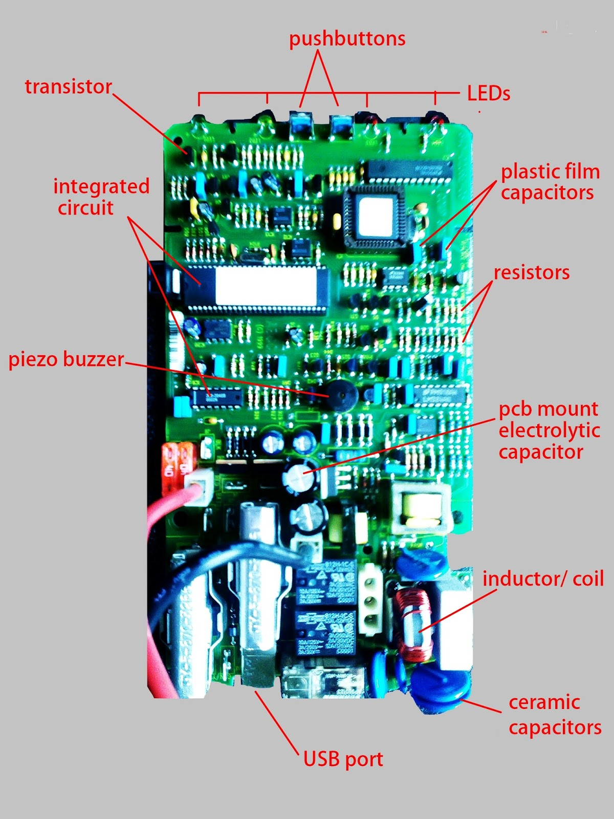 Sensor 31 Circuit Board Labeling