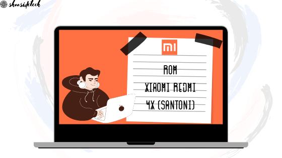 Firmware Xiaomi Mi Redmi